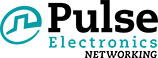 Image of Pulse Electronics Networking logo